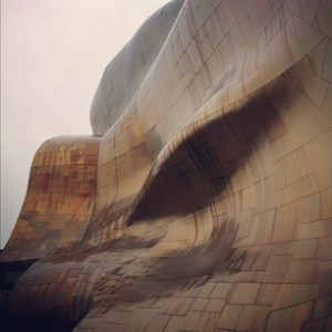 Frank O'Gehry EMP Building
