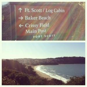 Baker Beach!!