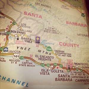 Our second day of the journey through Santa Barbara County