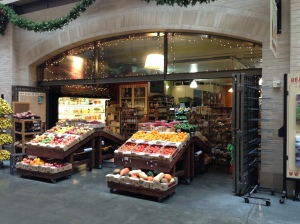 Fresh, local, organic produce galore!