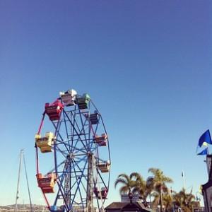 "Balboa ""Fun Zone"""