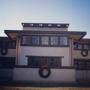 F.L Wright House - Oak Park