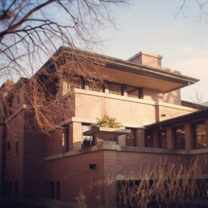F.L Wright Robie House