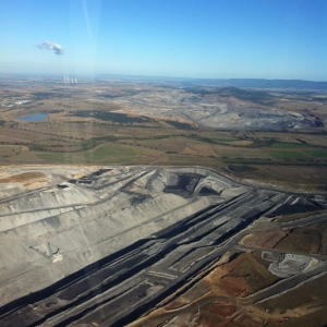 The Hunter Valley Coal Mines